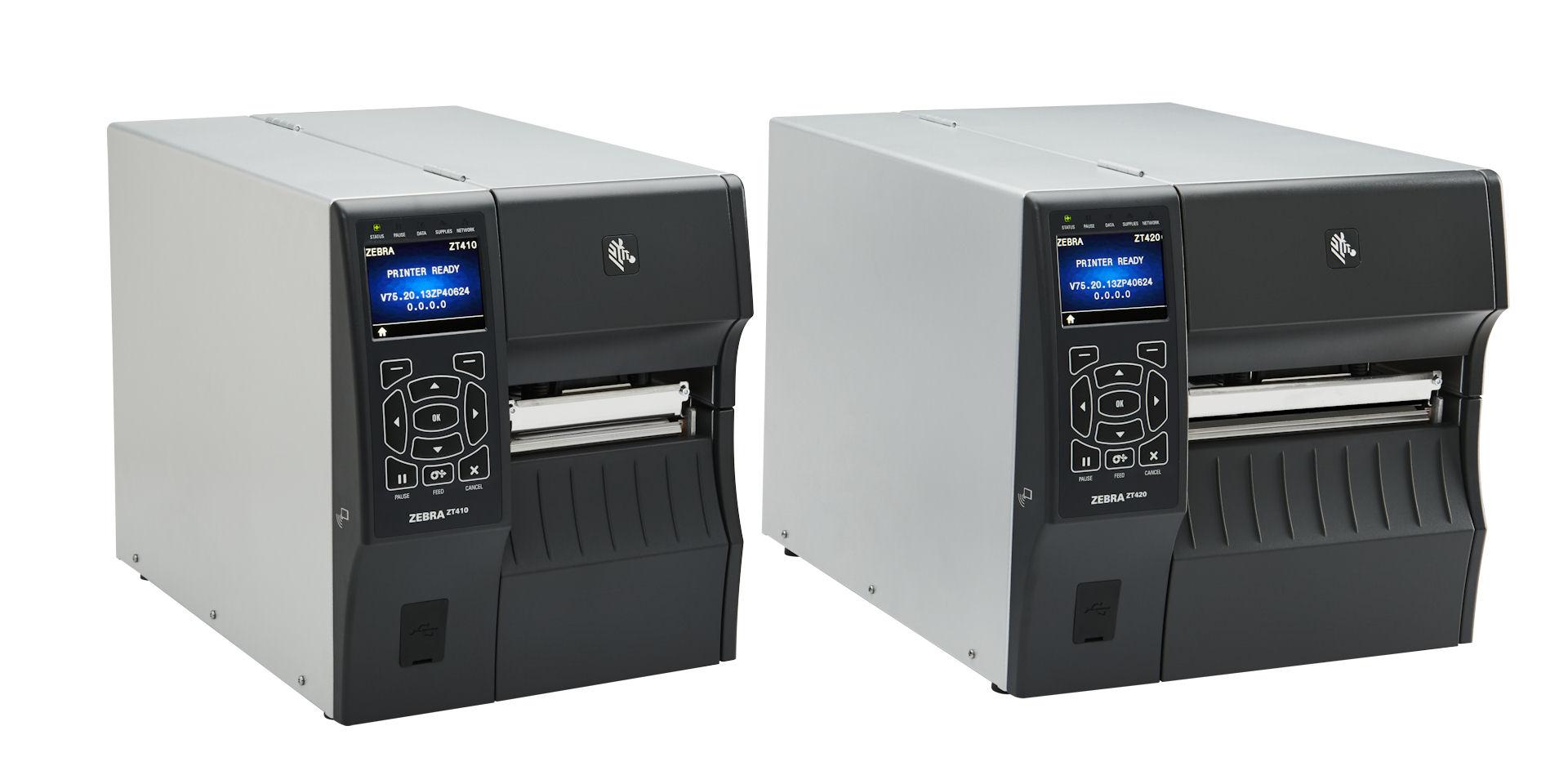 Printer ZEBRA ZT410 Barcode Printer of synko GmbH
